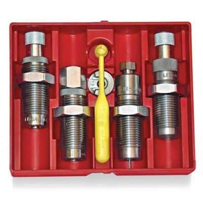 Lee Precision Deluxe Pistol Die Set 9mm LUG LEE90963