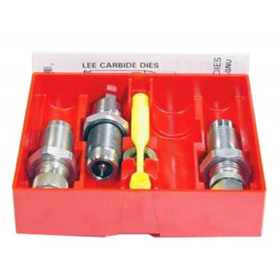 Lee Precision Carbide Pistol Die Set 38 ACP/SUPER LEE90623