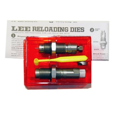 Lee Precision 2 Die V-LTD PRODUCTION Die Set 338-06 A-SQUARE LEE90987