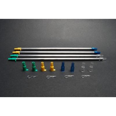 Dillon RL550 / Square Deal B / Super 1050 / XL650 / XL750 2 Small & 2 Large Primer Pickup Tubes DP20056